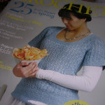 Knit Night Sunday Edition: Interweave Crochet's Awesome Spring 2011 Cover