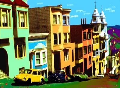 San_Francisco_Poster_Print