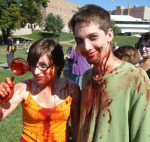 Zombie Walk: Let's do the Zombie Shuffle