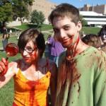 Zombie Walk: Let's do the Zombie Shuffle
