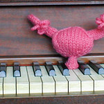 I Think the Knitters of the World Have a Job to Do! (Uterus, Uterus, Uterus)