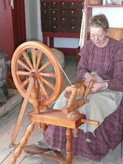 working-the-loom