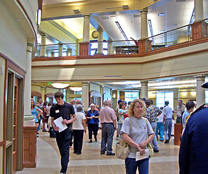English: Midwest Genealogy Center, Independenc...