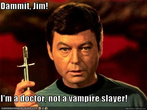 doctor vampire slayer