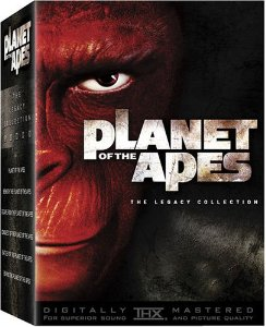 "Cover of ""Planet of the Apes - The Legacy..."