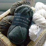 Gift Knitting, Superwash Wool, and the Big Bang Theory's Dreaded Itchy Sweater
