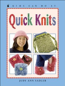 "Cover of ""Quick Knits (Kids Can Do It)"""